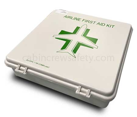 Aircraft first aid kit FAK S6-0001-0005 series