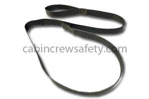 81000039 - Cabin Crew Safety Replacement strap for 9700 and 5500 oxygen bottles