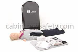 170-01250 - Laerdal Resusci Anne First Aid Full body in trolley case
