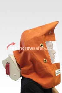Scott Avox Style Training PBE Smoke Hood for sale online