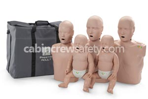 PP-FM-500M - Prestan Products CPR training manikin family pack