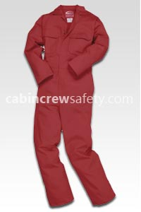 Flame Retardent Crew Training Coverall (5 Pk) for sale online