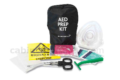 2877 - Cabin Crew Safety AED preparation kit