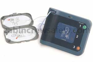 861304ABU - Philips Heartstart AED Fox