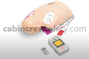 KIT-LAAEDFR3 - laerdal Little Anne AED FR3 Training System