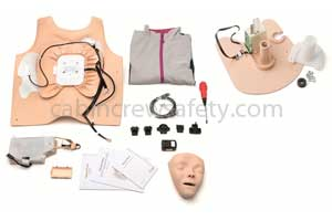 173-15010 - Laerdal Resusci Anne QCPR AED Upgrade Bundle 2018
