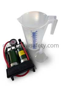 82000103 - Cabin Crew Safety Fill and pressurise kit for water fill training fire extinguishers