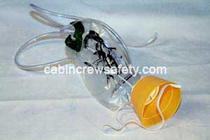 Passenger Oxygen Mask for sale online