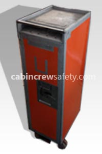 Aircraft Cabin Service Cart (Single) for sale online