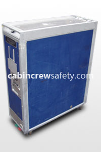 Aircraft Cabin Service Trolley (Double) for sale online