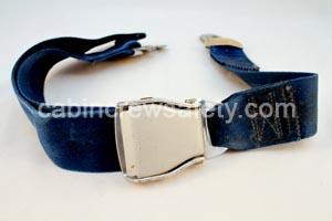 84000009 - Cabin Crew Safety Passenger Seat Safety Lap Belt