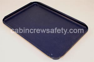 84000011 - Cabin Crew Safety Atlas Tray for Cabin Service