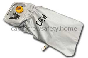 Drager OxyCrew PBE Smoke Hood for sale online