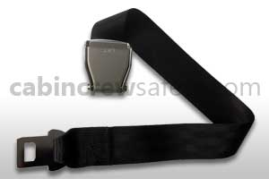 44971-1 - AMSAFE Passenger Extension Belt (Black)