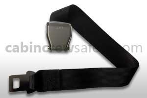 44971-1 - AMSAFE Passenger Extension Belt (Black)