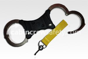 84000064 - Cabin Crew Safety Cabin Restraints (Hand Cuffs)