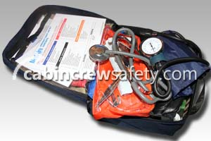 IFAK E - MedAire MedAire Aircraft First Aid Kit