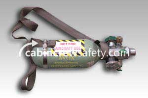 5500-A1A-BF23B - Cabin Crew Safety 5500 Series Small POCA 120ltr