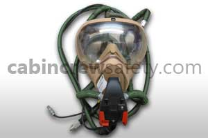 Flight Deck Full Face Mask Regulator for sale online