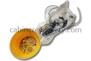 174080-56 - BE Aerospace Airbus Passenger Oxygen Mask