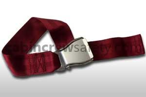 502748-401-2269 - AMSAFE Passenger extension belt assembly(red)