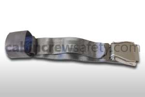 1028-2-121-8050 - AMSAFE Passenger Loop Belt Assembly (Silver)
