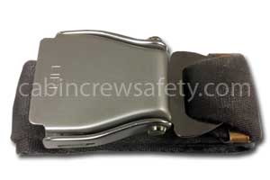 504453-417-2847 - AMSAFE Passenger Extension Belt (Grey)
