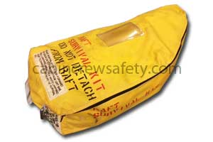 60128-107 - Air Cruisers Airbus A320 A321 Raft Survival Kit