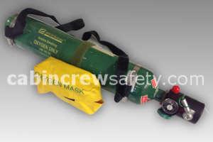 3553AAAYAACXBD - AVOX AVOX Portable Oxygen Cylinder 3553 Series