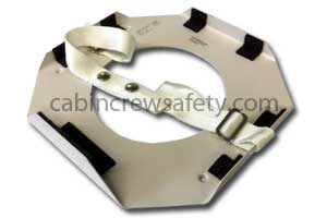 69B54708-3 - Boeing Bracket for PBE 119003-11