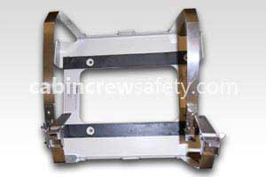 Drager OXYCREW PBE bracket for sale online