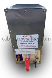 Aircraft galley water boiler for sale online