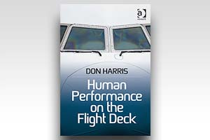 9781409423393 - Ashgate Human Performance on the Flight Deck Book