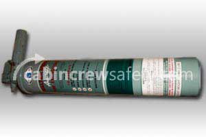 892480 - Kidde Aerospace Aircraft Water Fire Extinguisher