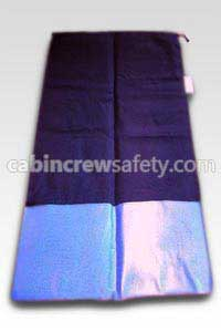 90000003 - Cabin Crew Safety Fire Containment Waste Bag