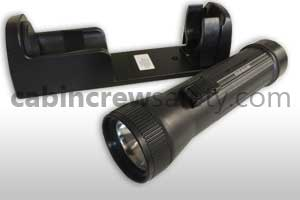 P2-07-0013-002 - DME Astronics DME EF3 Flashlight and Bracket