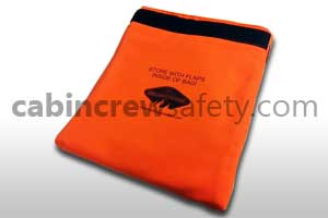 FP-CON-LG-1 - Cabin Crew Safety Large battery explosion and fire containment bag