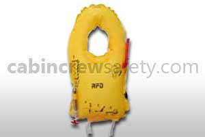 00002291 - RFD RFD 102 Mk3 Passenger Life Vest