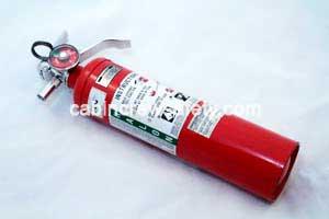 C352TS - Amerex BCF Fire Extinguisher cw bracket