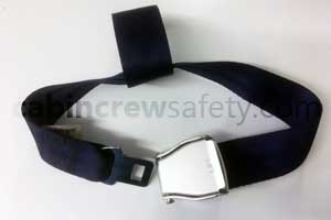 Passenger Loop Belt Assembly - Blue for sale online