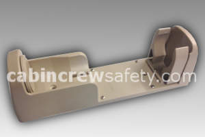 P2-07-0004-101 - DME Astronics Flashlight Bracket Assembly