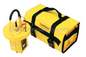 Carry off bag for Kannad 406 AS for sale online