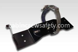 BA50102-3 - FFE Bracket for BCF fire extinguisher