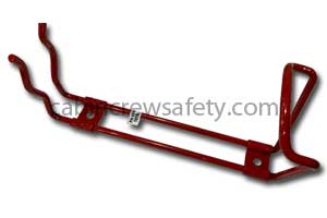 00140-00 - Air Total Bracket for 74-20 fire extinguisher