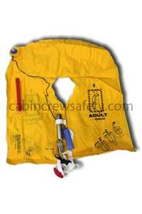 S-71850-6400DEM0-999004 - Switlik AV-200H Demo PAX Life Vest