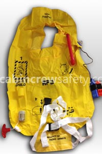 00002214 - RFD Life preserver 102Mk3 with valise
