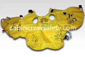 216203-0 - Aerazur Infant life jacket