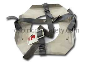 416U1306-21 - Boeing PBE bracket assembly