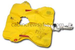 63600-101 - Air Cruisers Double Chamber Passenger Life Vest