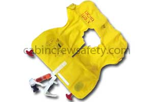63914-103 - Air Cruisers AC2000 demo life vest with whistle